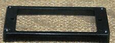 Guitar Humbucker Replacement Mounting Ring Bridge Position - New- Black