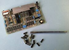 8pcs tested new old stock 4164 'upper' ram chips for the Sinclair ZX Spectrum