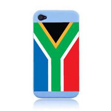 Afrique du sud / afrique du sud drapeau autocollant housse iphone s' adapte sur 3G, 4S et 5