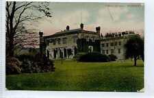 (Lc1157-401)  Towneley Hall, BURNLEY Unused c1910 G-VG,