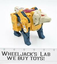 Weirdwolf Headmaster LOOSE LEFT FRONT LEG 1987 Vintage Hasbro G1 Transformers