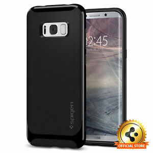 Spigen Galaxy S8 Plus Case Neo Hybrid Shiny Black