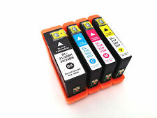 4PK 31 32 33 Ink Cartridge For Dell Series Printer V525 V725w High Performance