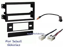 Car Radio Kit Combo for 1996 1997 1998 1999 2000 Nissan Pathfinder Infiniti QX4