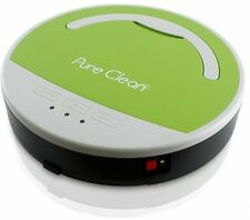 Pyle PUCRC15 Smart Robot Vacuum Cleaner Duster Pet Automatic Multi-Surface, New