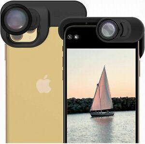 Olloclip iPhone 11 Pro Max Elite Pack Lens Pocket Pro Fisheye Macro 15X RRP £135
