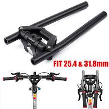 MTB Bicycle Foldable Handlebar Mountain Bike Handlebar Fit 25.4mm 31.8mm