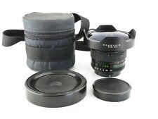 Pour Kiev 60/Pentacon Six Arsenal Zodiak - 8 3.5/30 Objectif lens 6 lames + Case
