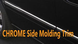 NEW Chrome Door Side Molding Trim Accent exterior chrysler03-17