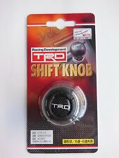 JDM OEM TRD Shift Knob TOYOTA 5SPEED 6SPEED Black 33504-SP006 86 MR2 MR-S JAPAN