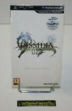 ++ jeu sony PSP final fantasy DISSIDIA 012 edition legacy NEUF sous blister ++