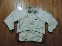The north Face Hyvent Waterproof Rain Jacket Women's Size Small