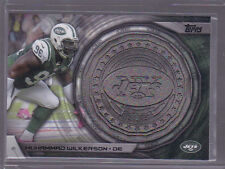 2014 Topps Kickoff Coins #NFLKCMW Muhammad Wilkerson