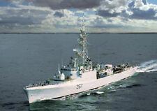 HMCS Restigouche 257-Edición Limitada Arte (25)