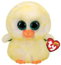 Ty Beanie Boos 36471 Lemon Drop Chick Beanie Boo Medium Easter