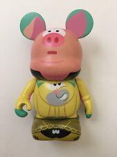 "Urban Redux 1 Pig Bunny Turtle Disney Vinylmation 3"" Figure"