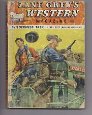 Zane Grey's Western Mag Sept 1949 Pulp Mark Lish Walker A Tompkins George Pattul