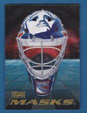 MIKE RICHTER Masks Card | 1996-97 Pinnacle Masks #9 | New York Rangers