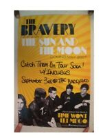 The Bravery Poster  The Sun And The Moon 11x17