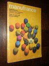 CATALOGUE MANUFRANCE 1968