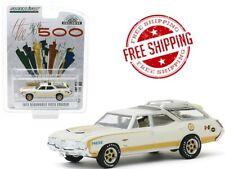 1972 Oldsmobile Vista Cruiser Official Press Car 56th Indianapolis 500 Mile 1/64