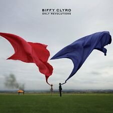 Biffy Clyro - Only Revolutions [CD]