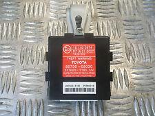 2004 Toyota Avensis 2.0 D4d Robo Alarma de advertencia módulo 89730-05030 237000-3180