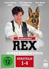 Kommissar Rex - Moser Komplettbox - Tobias Moretti Gesamtedition [12 DVDs]