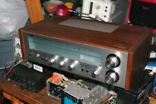 Vintage Technics Analog Stereo   Tested working but for parts