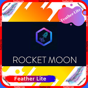 "900 Million ""900,000,000"" RocketMoon (RMOON) - MINING CONTRACT - Crypto Currency"