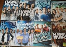 Hawaii Five O- Complete Series 1-8 DVD - All New/Sealed (Except Season 4).