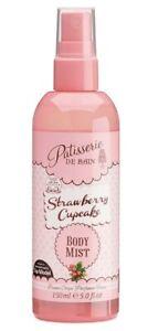 Patisserie de Bain Strawberry Cupcake Body Mist Spray - 150ml