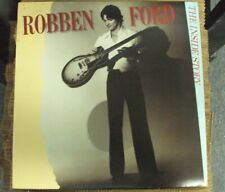 ROBBEN FORD The Inside Story LP OOP late-70's jazz-fusion Steve Cropper