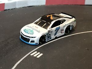 2021 Corey LaJoie 7 Asgwaganda Custom NASCAR Diecast 1 64