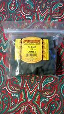 100 Genuine Wild Berry Blend-22 incense cones sealed in plastic wrapper.