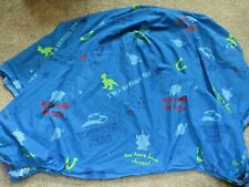 Disney Pixar Toy Story Full Fitted Blue Sheet