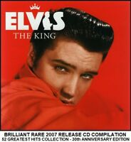Elvis Presley Very Best Greatest Hit Collection 50's 60's 70's Rock & Roll 2CD