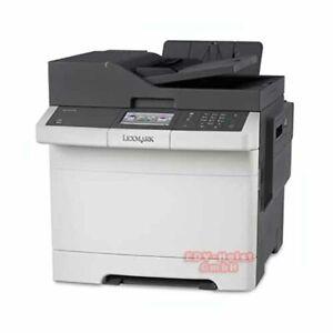 Lexmark CX 410de, CX-410de, ca. 25.530 Seiten gedruckt, gebraucht/ CA1