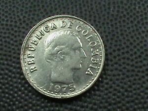 COLOMBIA 10 Centavos 1975