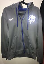 Authentic Nike Manny Pacquiao Therma Fit Zip-Up Hoodie Jacket Medium Sweater