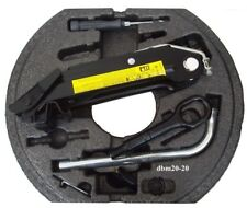 "VW GOLF MK5 / MK6 / SCIROCCO MK3 / A3 GENUINE TOOLKIT FIT 16"" SPACE SAVER"