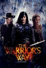 NEW DVD // THE WARRIORS WAY // Jang Dong-gun, Kate Bosworth, Danny Huston, Geof
