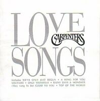 Carpenters - Love Songs [CD]