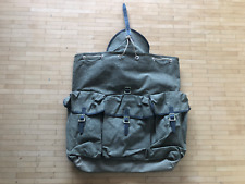 Swiss Army Backpack Rucksack Womens Auxiliary Corps / FHD Canvas Salt & Pepper