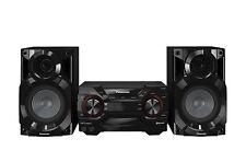 PANASONIC SC-AKX200E-K Megasound Hi-Fi System - Black