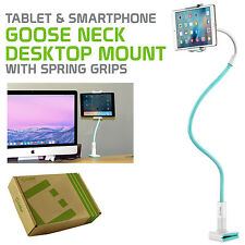 Lazy Stand Tablet Desk Clamp Tablet Kitchen Holder for iPad Mini Air 2 Gooseneck