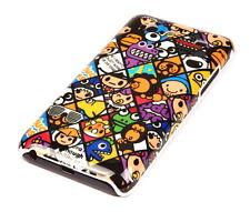 Hülle f Samsung Galaxy S Advance i9070 Schutzhülle Tasche Case Cover Comic funny