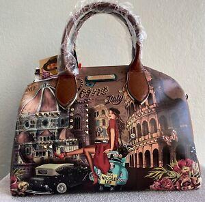 Rome Bag Nicole Lee USA