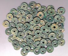 10 Mixed Ancient Chinese North Song Bronze Coins(960-1127)-5 Varieties-BIG SALE