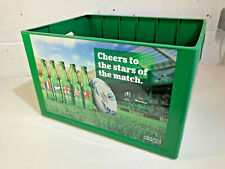 Heineken 24 x 333ml Bottle Crate Rugby World Cup Japan 2019 Rare Collectible